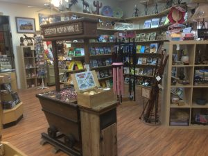 Inside the Museum Store